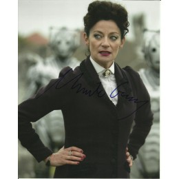 MICHELLE GOMEZ SIGNED DOCTOR WHO 8X10 PHOTO